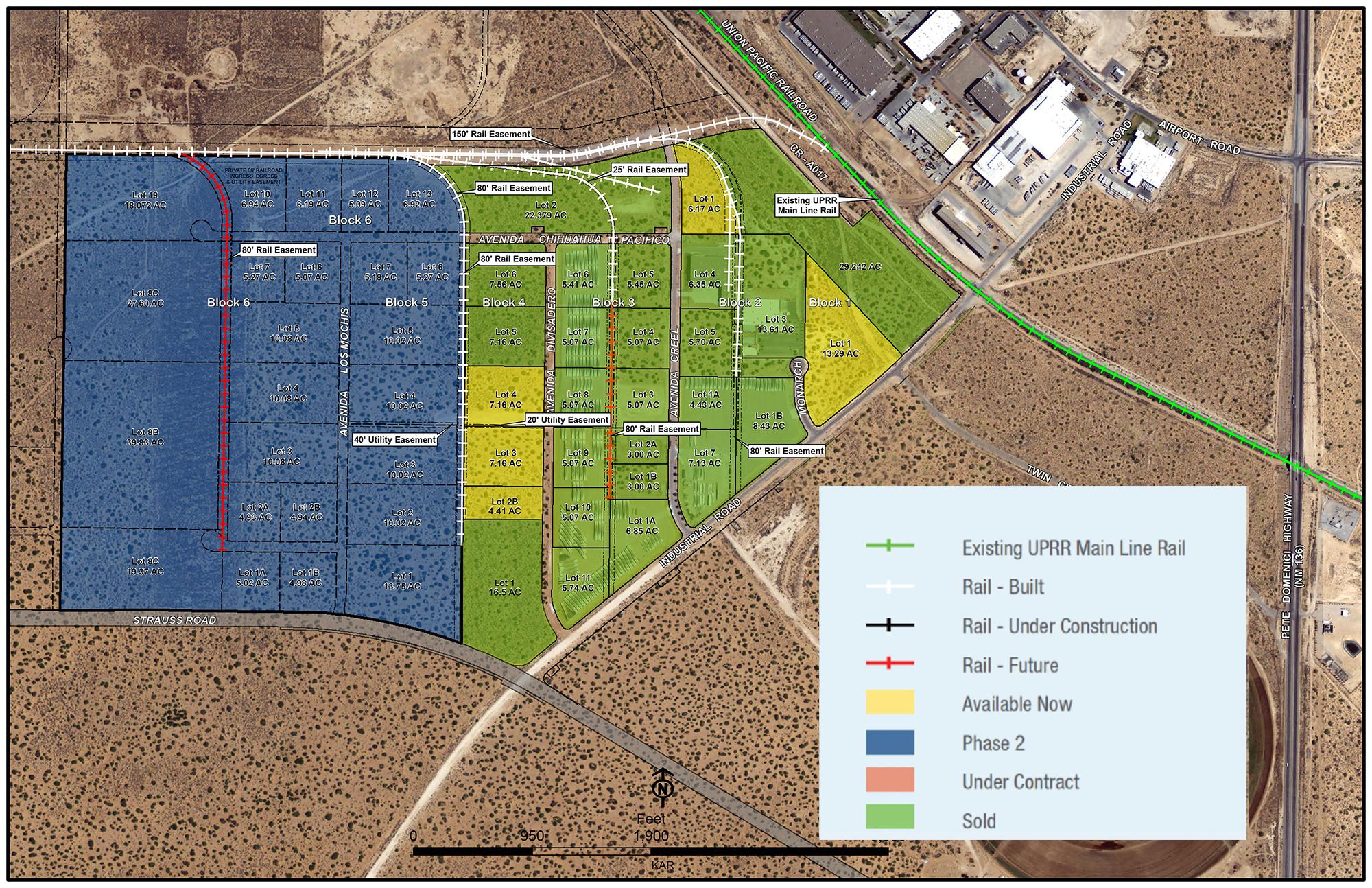 Santa Teresa2 Intermodal Logisitics Park Phase 2 Marketing 3.4.19